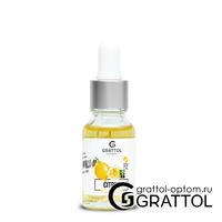 Масло  для кутикулы ЦИТРУС Grattol Сuticle Оil Сitrus 15 ml