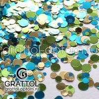 Камифубуки (конфетти) для дизайна Арт. 063