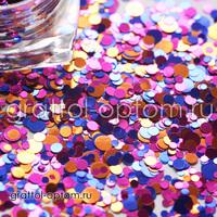Камифубуки (конфетти) для дизайна Арт. 069