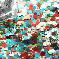 Камифубуки (конфетти) для дизайна Арт. 070