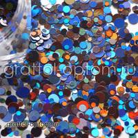 Камифубуки (конфетти) для дизайна Арт. 075