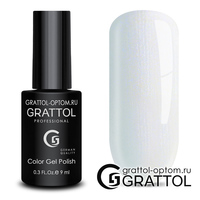 Гель-лак Grattol Color Gel Polish - тон  №153 Sky Pearl