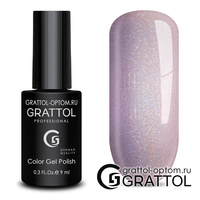Гель-лак Grattol Color Gel Polish - тон  №156 Almond Pearl