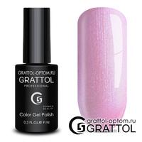 Гель-лак Grattol Color Gel Polish - тон  №158 Rose Pearl