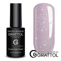Гель-лак Grattol LS - ONYX  08
