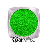 Неоновый пигмент N-002 (зеленый)
