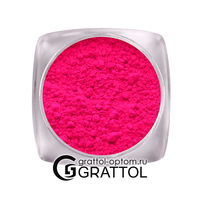 Неоновый пигмент N-004 (розовый)