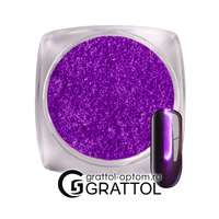 Втирка хром LUX   AS006  (фиолетовый)