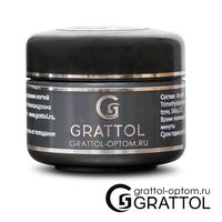 Grattol CLEAR Gel - гель однофазный, моделирующий, средней вязкости