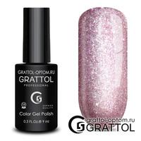 Гель-лак  Grattol  Bright - Cristal 04