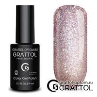 Гель-лак  Grattol  Bright - Cristal 05