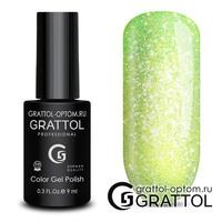 Гель-лак  Grattol  Bright - Neon 01