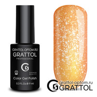 Гель-лак  Grattol  Bright - Neon 04
