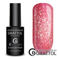 Гель-лак  Grattol  Bright - Neon 05