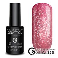 Гель-лак  Grattol  Bright - Neon 06