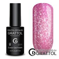 Гель-лак  Grattol  Bright - Neon 07