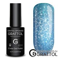 Гель-лак  Grattol  Bright - Neon 08