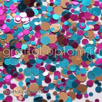 Камифубуки (конфетти) для дизайна Арт. 071