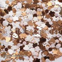 Камифубуки (конфетти) для дизайна Арт. 076
