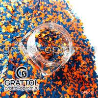 Неоновые камифубуки (конфетти) для дизайна Арт. 013