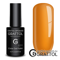 Гель-лак Grattol Color Gel Polish - тон  №181 Saffron