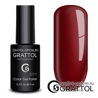 Гель-лак Grattol Color Gel Polish - тон  №187 Terracotta