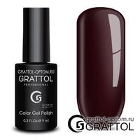 Гель-лак Grattol Color Gel Polish - тон  №188 Mahagon
