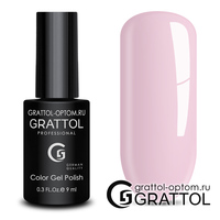 Гель-лак Grattol Color Gel Polish - тон  №108 Tender Rose