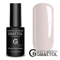Гель-лак Grattol Color Gel Polish - тон  №116 Light Cream