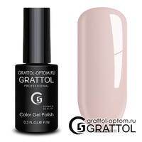 Гель-лак Grattol Color Gel Polish - тон  №117 Cream