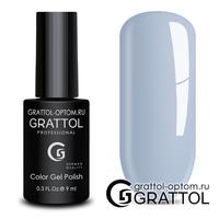 Гель-лак Grattol Color Gel Polish - тон  №118 Pale Cornflower