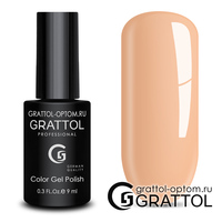 Гель-лак Grattol Color Gel Polish - тон  №119 Blorange