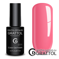 Гель-лак Grattol Color Gel Polish - тон  №127 Pink Fairy