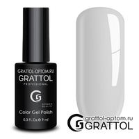 Гель-лак Grattol Color Gel Polish - тон  №170 Fog