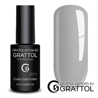 Гель-лак Grattol Color Gel Polish - тон  №171 Smoke