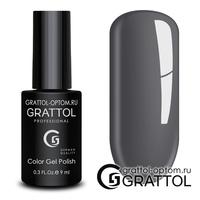 Гель-лак Grattol Color Gel Polish - тон  №172 Titanium