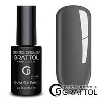 Гель-лак Grattol Color Gel Polish - тон  №173 Graphite