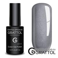 Гель-лак Grattol Color Gel Polish - тон  №174 Iron