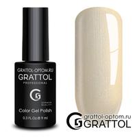 Гель-лак Grattol Color Gel Polish - тон  №175 Smoky Gold