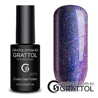 Гель-лак Grattol Galaxy - тон №005 Ocean