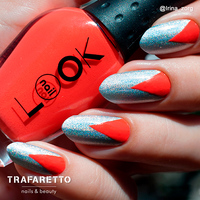 Трафарет для дизайна ногтей Trafaretto. Клинки