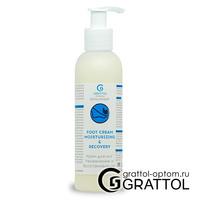 Grattol Premium Foot Cream Moisrurizing КРЕМ ДЛЯ НОГ   Увлажнение и восстановление, 150 мл