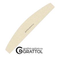 Grattol  Луна большая   файлы 240 гр (50 шт.) 30мм*180мм