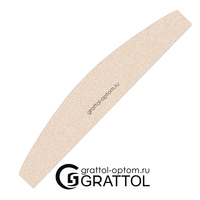 Grattol  Луна большая   файлы 180 гр (50 шт.)  180 х 28 мм