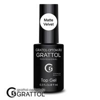 Матовый топ  MATTE Top  Grattol