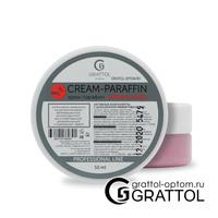 """Grattol Premium CREAM-PARAFFIN  """"Малина&Мята"""", 50 мл"""