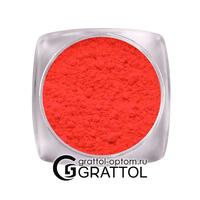Неоновый пигмент N-008 (розово-оранжевый)