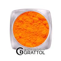Неоновый пигмент N-010 (оранжевый)
