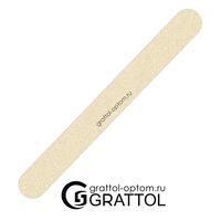 Grattol  L  файлы 240 гр (50 шт.)  180 х 18 мм